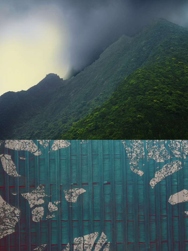 Yakushima Clouds
