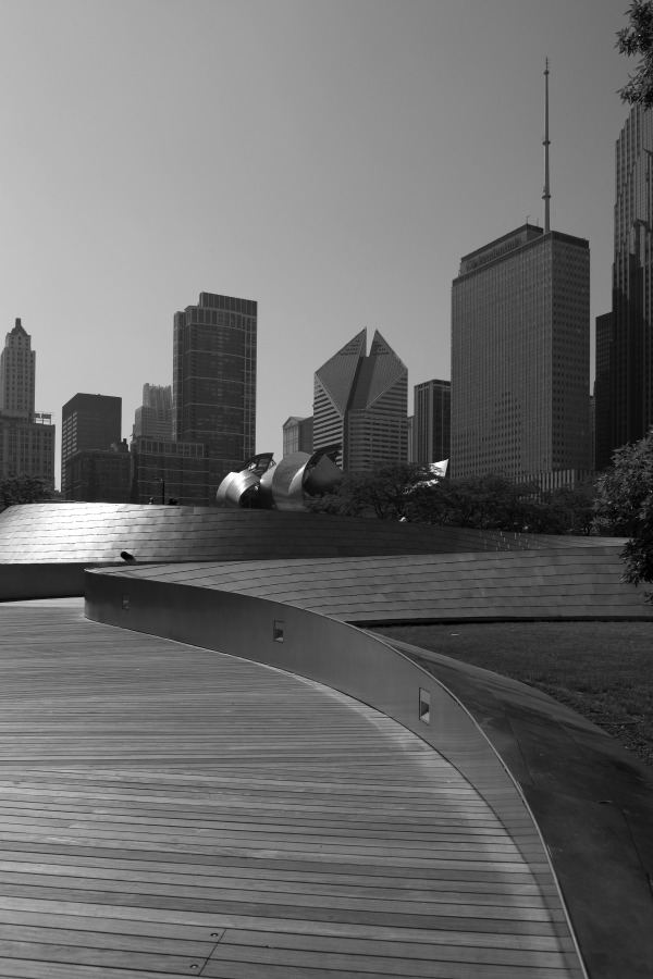 Gehry Bridge