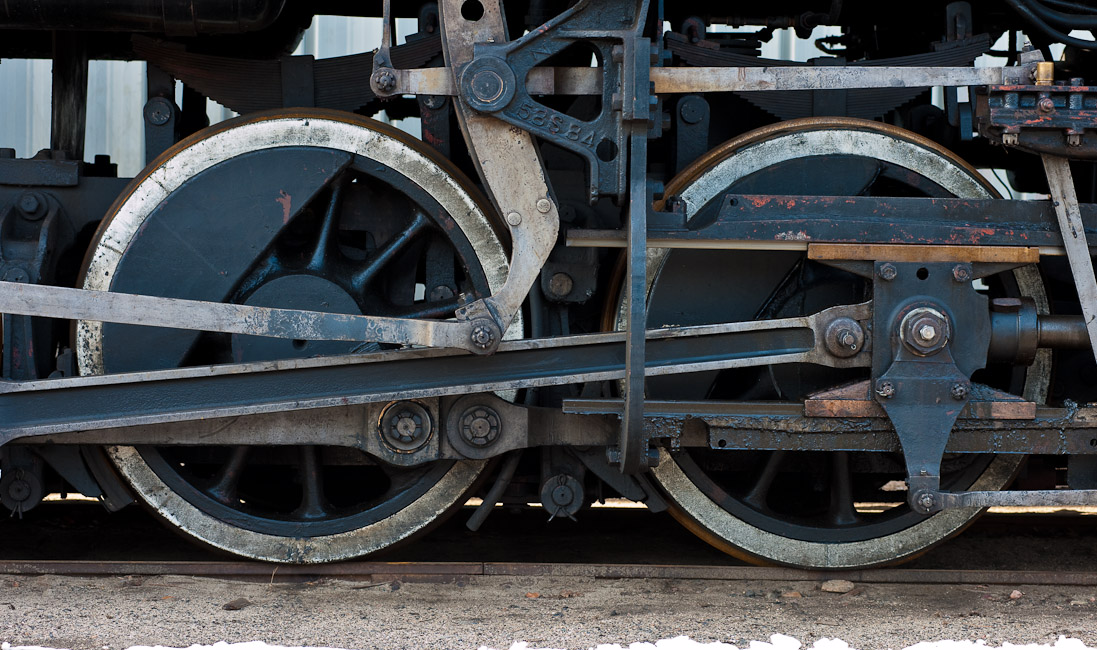 Steam Wheels 1