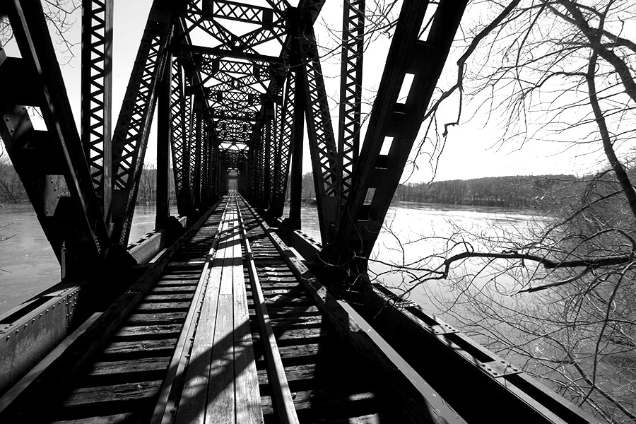 Old Rail Bridge