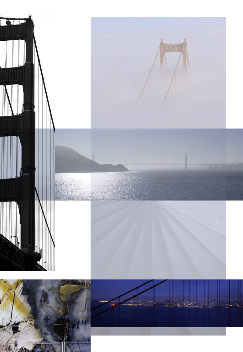 Golden Gate Collage 1