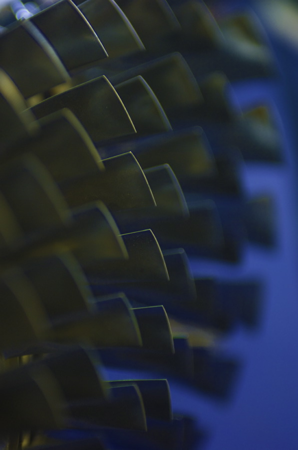Turbine Close Up 122