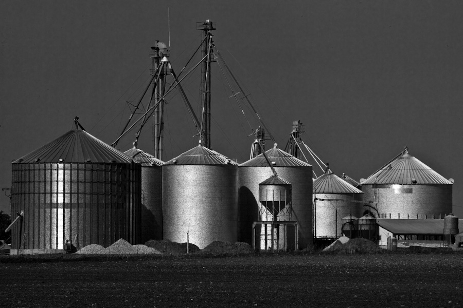 Indiana Corn Storage 3134